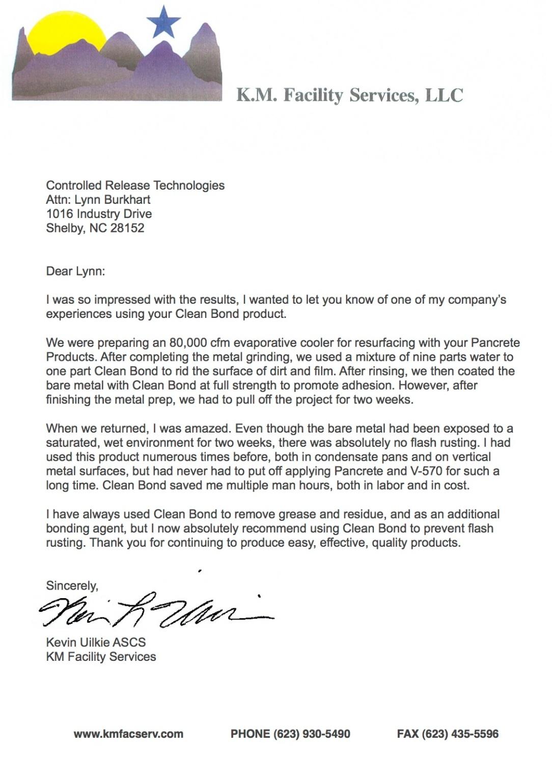 CB Letter of Rec