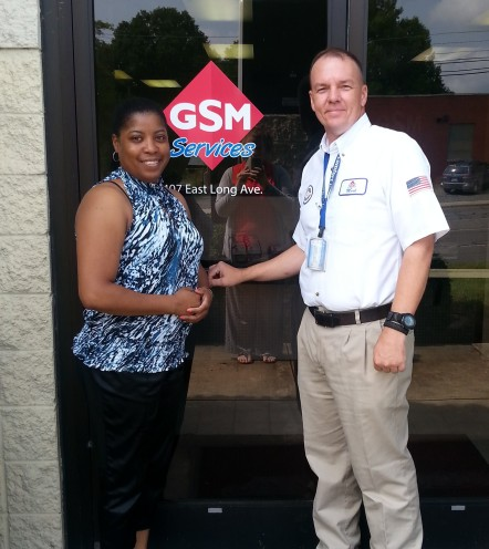 Shandi at GSM Services